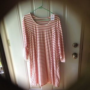 Dresses & Skirts - Cute Pullover Boutique Dress Size XXL